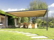 L'Officina by Adami | Canopies and garden awnings