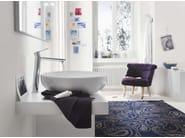 Miscelatore per lavabo da piano SAND | Miscelatore per lavabo da piano by Nobili Rubinetterie