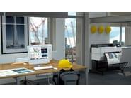 Stampante di grande formato per disegni CAD e mappe GIS SureColor SC-T3400 (N) by EPSON ITALIA