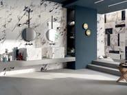 SENSI UP ABK SENSI UP 02 Breccia Melange Lux Intarsia Lux CROSSROAD CHALK Grey