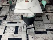 SENSI UP ABK SENSI UP 15 Marquinia Select Lux Statuario Versilia Lux Intarsia Lux