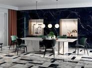 SENSI UP ABK SENSI UP 14 Marquinia Select Lux Statuario Versilia Lux Intarsia Lux