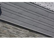 Doga di rivestimento in alluminio