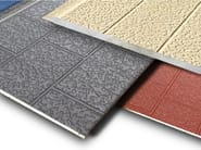 Pannello sandwich per controparete SLABSTONE PATTERNS by MAXON ®