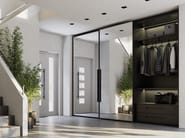 Cabinet doors opening systems SLIDER L70 by SALICE