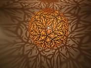Pendant lamp SOLA by David Trubridge
