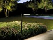 Bolardo luminoso LED de aluminio moldeado SPILLO | Bolardo luminoso by SIMES