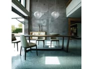 Blown glass pendant lamp SPIRIT SP by Vetreria Vistosi