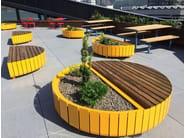 STRIPES | Fioriera per spazi pubblici