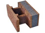 Legnobloc | Thermal insulating masonry blocks