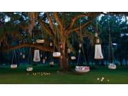 3 Seater garden hanging chair SWINGREST   3 Seater garden hanging chair by Dedon