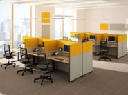 PALMBERG | Contemporary office furniture