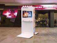 Totem multimediale TOTEM RECHARGE | Totem multimediale by Zuri Design