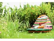 Igloo technopolymer garden bed TROPICALIA | Garden bed by Moroso