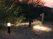 Borne d'éclairage en céramique TUB OMNI TALL | Borne d'éclairage by calma
