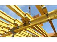 Travi per casseforme PERI VT 20K - La trave VT 20K impiegata come orditura secondaria e principale nell'edilizia residenziale