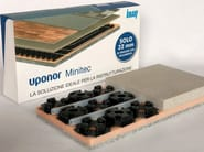 UPONOR | Radiant walls and floors