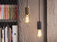 Lampada a sospensione a led vintage olev