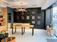 Lámpara colgante LED de madera VORTEX by NEXT LEVEL DESIGN STUDIO