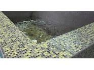 Vasche Idromassaggio in EPS VASCA RETTANGOLARE CON RIVESTIMENTO IN MOSAICO