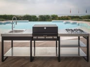 Fògher | Barbecues and outdoor kitchens