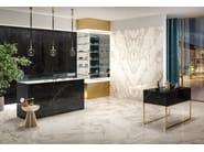 Pavimento/rivestimento in gres laminato effetto marmo ZERO.3 ETERNITY by Panaria Ceramica