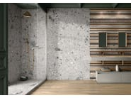 Porcelain stoneware wall/floor tiles with wood effect ALLURE OLMO FUMÉ by Italgraniti