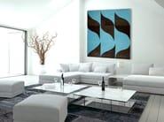 Wooden Painting Avalon by NOVOCUADRO ART COMPANY