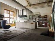 Cucina con isola BERLINO - Callesella Arredamenti
