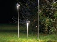 Borne d'éclairage LED en ABS LUCIOLE   Borne d'éclairage by emu
