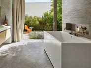 Porcelain stoneware wall/floor tiles with stone effect BRIXEN STONE GREY by EmilCeramica