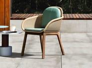 Garden chair VIMINI | Chair by Kettal