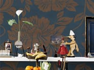 Carta da parati panoramica con motivi floreali CHRYSAN by Inkiostro Bianco