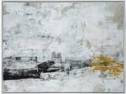 Canvas Painting Deposito amarillo by NOVOCUADRO ART COMPANY