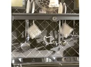 Cucina componibile laccata DHIALMA - COMPOSIZIONE 02 by Marchi Cucine