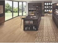 Porcelain stoneware wall/floor tiles with wood effect DIMORE DORATO by EmilCeramica