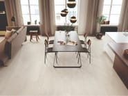 Porcelain stoneware wall/floor tiles with wood effect DIMORE SBIANCATO by EmilCeramica