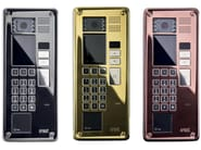 Disponibile nei colori Antracite, Classic Gold e Gold Rosé