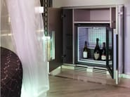 Sistema domotico per strutture alberghiere MINIBAR ON-LINE by Microdevice