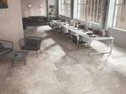 Porcelain stoneware wall/floor tiles with stone effect HERITAGE BEIGE by Viva
