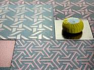 Acquario Due | Ceramic and lava tiles