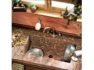 Cucina componibile in legno massello INCONTRADA - COMPOSIZIONE 03 by Marchi Cucine