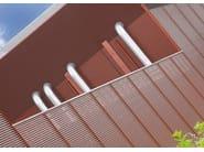 Frangisole in alluminio LINIUS by RENSON