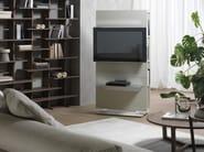 LOUNGE | Mobile TV laccato