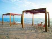 ALCE | Wood gazebos / Outdoor furniture