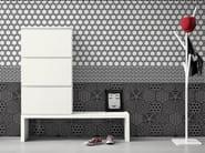 Shoe cabinet MINIMA COMP. 3 by Birex