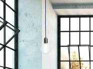 Lampada a sospensione a luce diretta MY STICK'N'WIRE by GI Gambarelli