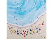 Canvas Painting Olas by NOVOCUADRO ART COMPANY