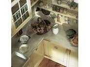 Einbauküche aus Holz OLD ENGLAND - COMPOSITION 02 Kollektion ...