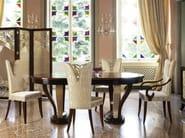 Tavolo ovale in legno GRAND ÉTOILE | Tavolo ovale by Cantiero